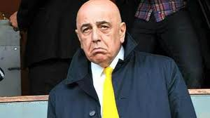 "Galliani: ""Boh""."