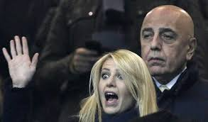 Barbara Berlusconi, Adriano Galliani