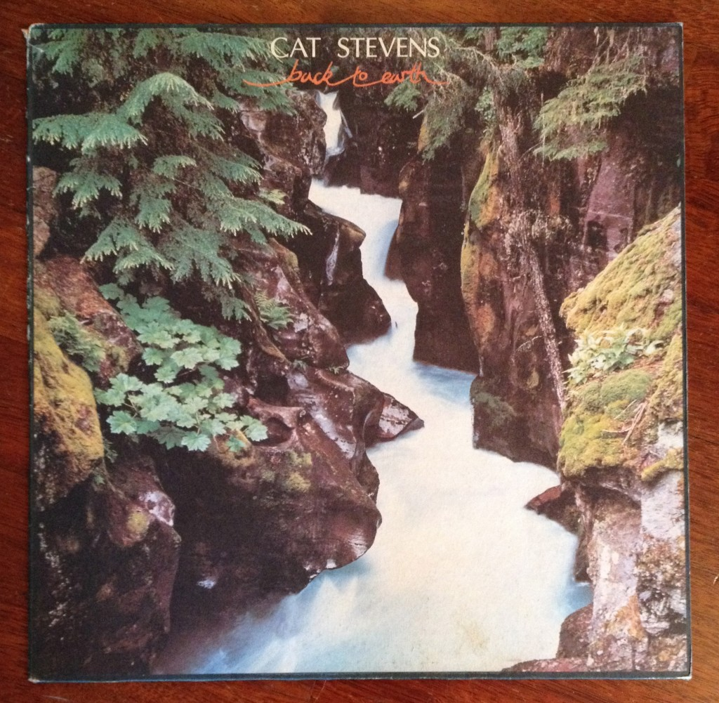 Cat Stevens - Back to Earth