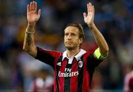 Ambrosini, addio al Milan