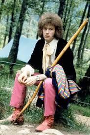 Eric Clapton negli anni '60.