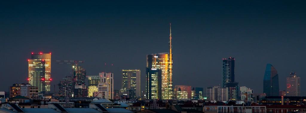 Milano night