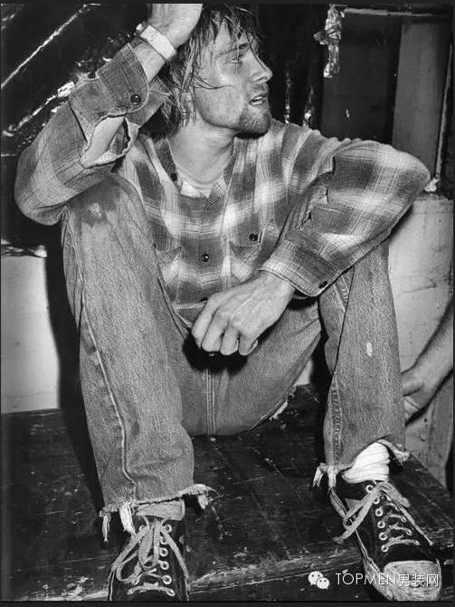 Kurt-Cobain-Converse