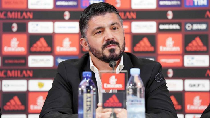 Gattuso-allenatore-Milan